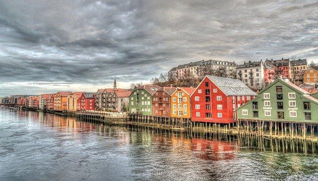 domy w norwegii
